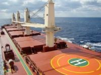 Nautical Bulk Holdings vessel runs aground in Germany