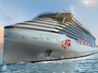 Branson's Virgin Voyages Unveiled New Cruise Ship Design
