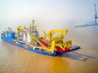 "China Tests New ""Island Builder"" Dredge"