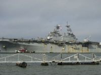 USS Kearsarge Returns from Hurricane Relief Tour