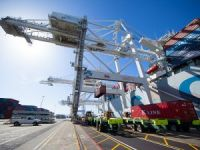 EPA grant will help Port of Long Beach upgrade three cranes, four tugs