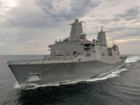 BAE Systems gets $8.8 million for amphibious ship work