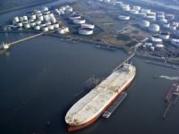 Panama bunker consumption per vessel increases