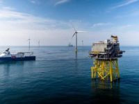 Dudgeon Offshore Wind Farm Powers Up in the UK