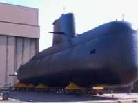 Water Entered Missing Submarine's Snorkel