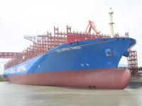 Shell Marine books major COSCO Shipping marine lubricants order
