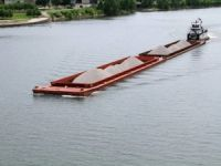 Low Water Halts Shipping on Lower Ohio River