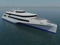Austal inks MOU for 80 m trimaran for Japan-Korea ferry route