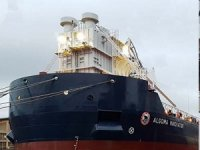 Algoma Central takes delivery of latest self-unloader from Uljanik