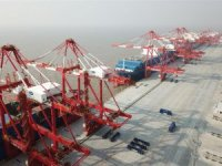 Shanghai's Automated Container Terminal