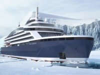 PONANT Orders World's First Icebreaking Cruise Ship