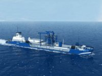 ABS to class LNG bunkering ATB on order at VT Halter Marine