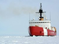 Heavy Icebreaker USCGC 'Polar Star' Departs Honolulu on Annual Resupply Mission to Antarctica