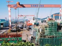 Samsung Heavy on track to beat 2017 shipbuilding sales target