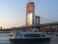 Ferry Goes Aground Near New York Harbor