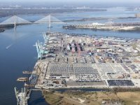 Jaxport's Container Volumes Show Rapid Growth