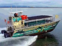 Armstrong Marine cat completes first Hawaii tour