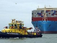 More Vessels Call on Port of Rotterdam