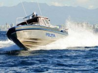 Puerto Rico Police Department takes delivery of 35 ft Metal Shark