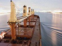 G E Shipping Sells Supramax