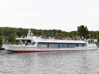 Methanol fuel cells power German excursion vessel