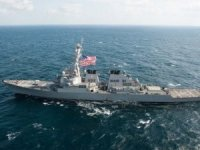 China Accuses U.S. Warship of Violating Its Sovereignty
