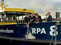 Port of Rotterdam Launches New Hybrid Patrol Vessel