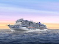 Carnival Corp. Expands Cruise Ship Orderbook with Eighth LNG-Powered Newbuild