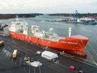 Anthony Veder names first LNG carrier built to Ice Class 1A Super