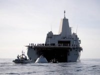 Navy, NASA Complete Underway Recovery Test