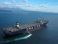 CMA CGM Takes Delivery of 20,600 TEU Flagship