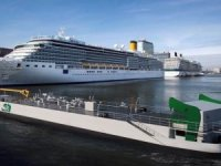 Port of Amsterdam, Titan LNG Contract for FlexFueler001