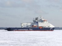 Arctech Helsinki Delivers Fourth and Final Multi-Functional Icebreaker to Russia's SCF Group