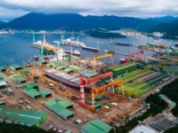 Samsung Heavy 'Cruising' to 2018 Order Target with $750 Million Order for Eight Containerships