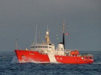 Canadian Coast Guard Cutter Back in Port After Taking on Water Off Newfoundland