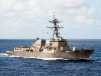 BAE Hawaii awarded $22.7 million for USS Chafee SRA