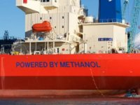 Waterfront Shipping to charter four more methanol fueled newbuilds