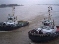 Two Damen ASD Tugs 2810 for Iskes Towing & Salvage