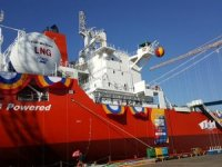 Hyundai Mipo Dockyard delivers world's largest LNG fueled bulker