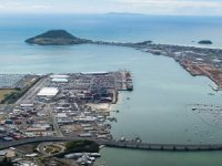 New Zealand's Port of Tauranga Result Tipped to Confirm Strong Growth