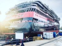 Hurtigruten Cancels Hybrid Ship's First Cruises