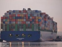 Maersk Line Addresses Loss of Containers from Ship Off U.S. East Coast