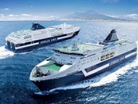 Fincantieri to stretch and upgrade Grimaldi cruise ferry duo
