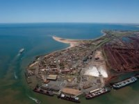 Port Hedland Iron Ore Exports to China Fell 10% in February