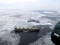 SAR Operation Underway as Bulk Carrier Takes on Water in Gulf of Finland