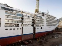 incantieri starts Silver Spirit stretch