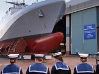 UK's Third River Class Offshore Patrol Vessel Named