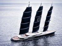 Oceanco delivers world's largest DynaRig sailing yacht