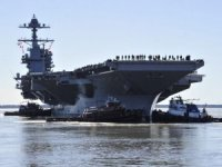 U.S. Navy Asks Huntington Ingalls for Pricing on Two New Aircraft Carriers