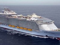 STX France Delivers World's Largest Cruise Ship to Royal Caribbean